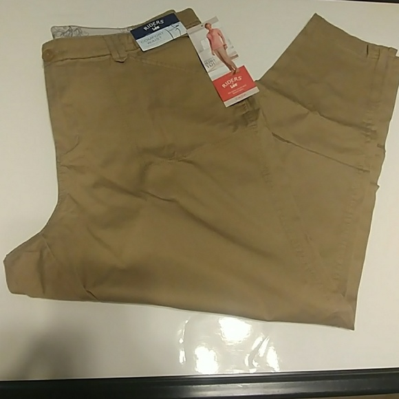 30e40ad1adc Lee Riders Crop No gap Comfort Waist style W36CM96
